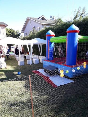 alquiler de castillos inflables peloteros,puff sillon y mas!