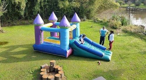 alquiler de castillos inflables peloteros,puff y metegol!!!!