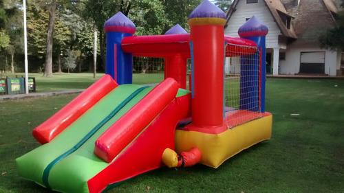 alquiler de castillos inflables y juegos para fiestas