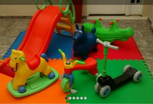 alquiler de castillos inflables y juegos playland