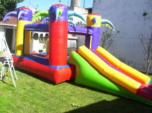 alquiler de castillos inflables,cama elastica,tejos,metegol