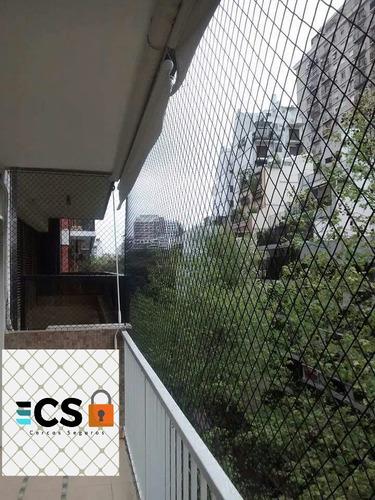 alquiler de cercos para piletas, protección para balcones