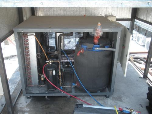 alquiler de chillers enfriadoras de agua. reparación  venta