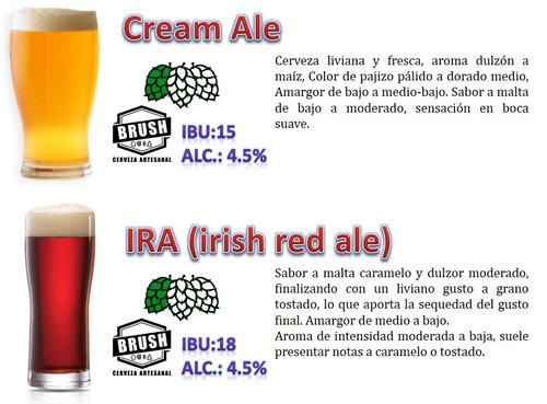 alquiler de chopera + 30lts cerveza artesanal zona sur