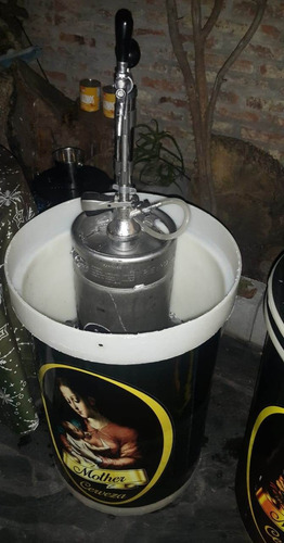 alquiler de chopera cerveza artesanal $150 x litro!!