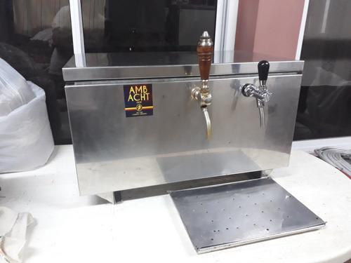 alquiler de chopera cerveza artesanal 50 litros