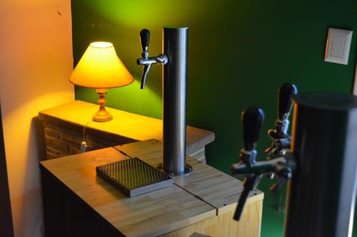 alquiler de chopera + cerveza artesanal