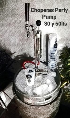 alquiler de chopera cerveza artesanal tirada cerveza kustem
