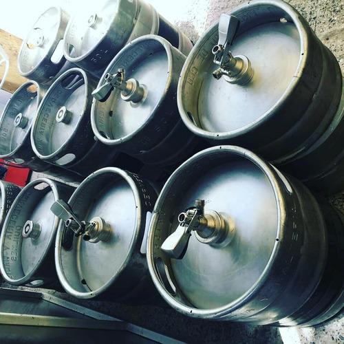 alquiler de chopera con cerveza artesanal