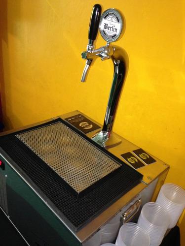 alquiler de chopera de cerveza heineken - grolsch - isenbeck