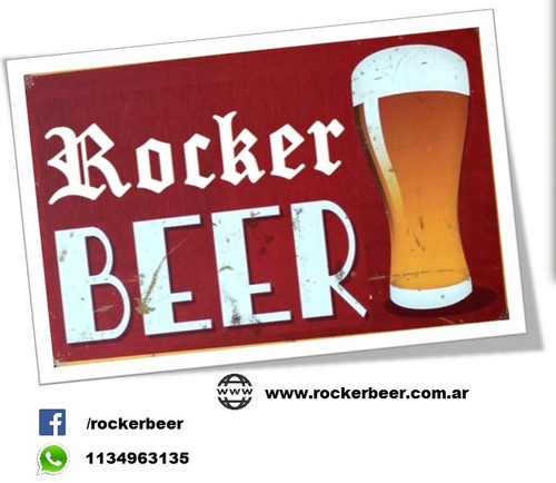 alquiler de chopera zona norte pilar rocker beer
