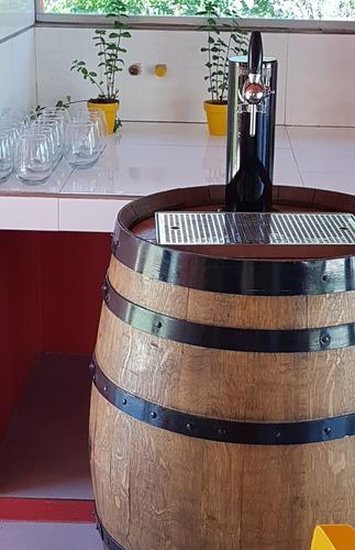 alquiler de choperas cerveza artesanal