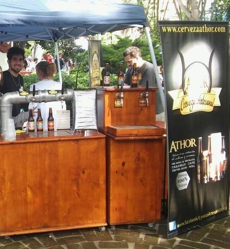 alquiler de choperas cerveza artesanal. eventos fiestas