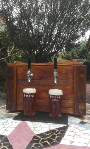 alquiler de choperas cerveza artesanal ostara