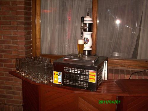 alquiler de choperas de cerveza de todas las marcas