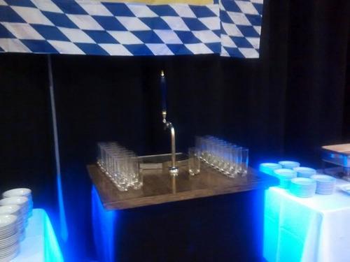 alquiler de choperas  - quilmes -warsteiner -isenbeck -