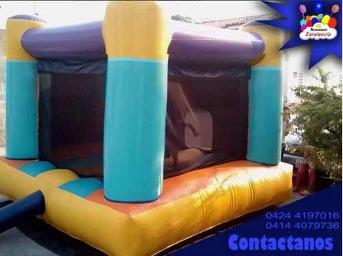 alquiler de colchon inflable cama elastica show animacion