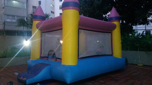 alquiler de colchon inflable para fiestas infantiles
