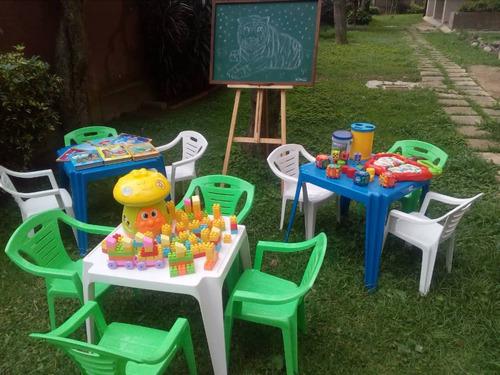 alquiler de colchones, cama e. baby gym, zona educ,carritos