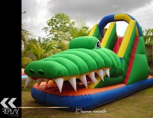 alquiler de colchones inflables cama e. agencia de festejos