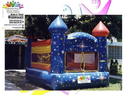 alquiler de colchones inflables,  parque infantil,gelatinas