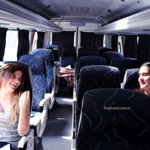 alquiler de combis de pasajeros. viajes -eventos-transporte