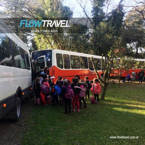 alquiler de combis de pasajeros. viajes. minibús. escolar