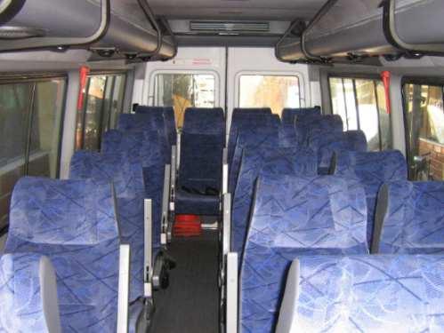 alquiler de combis minibuses kangoo y traslados 24hs viajes