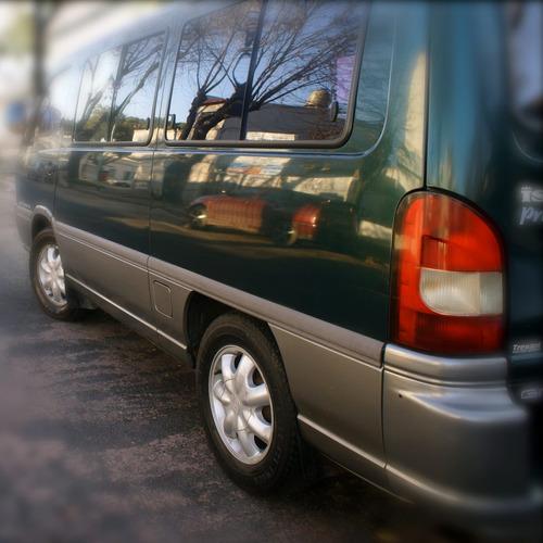 alquiler de combis servicio minibus charter fletes turismo