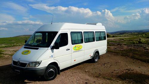 alquiler de combis y minibuses córdoba, traslados y transfer
