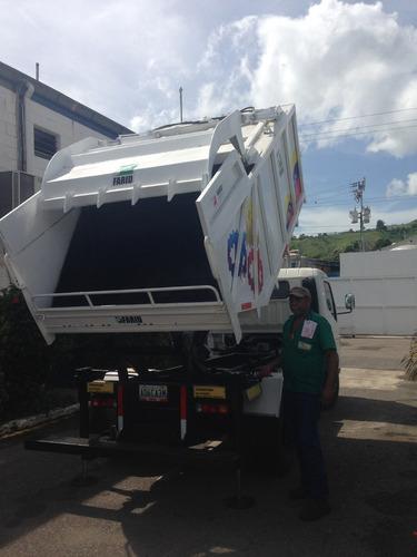 alquiler de compactador de basura