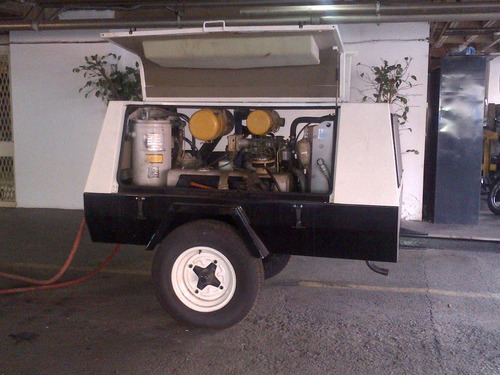 alquiler de compresor neumático y cortadora de piso