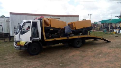 alquiler de compresor y martillo neumático p/ demoliciones