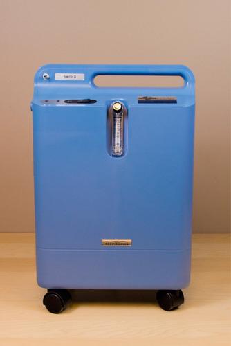 alquiler de concentrador de oxígeno domiciliario de 5 litros