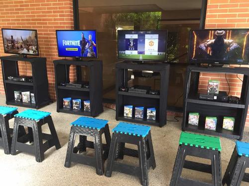 alquiler de consolas de videojuegos -  video juegos