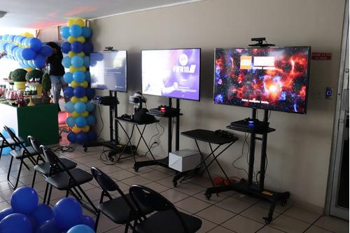 alquiler de consolas, eventos, video juegos, fiestas, ferias