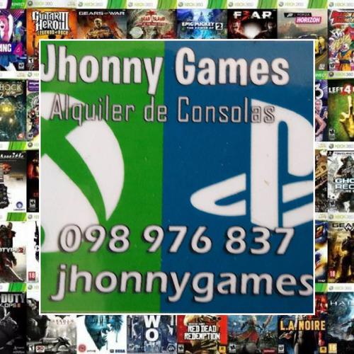 alquiler de consolas play4-play3-xbox 360-xbox one-wii-tv32!