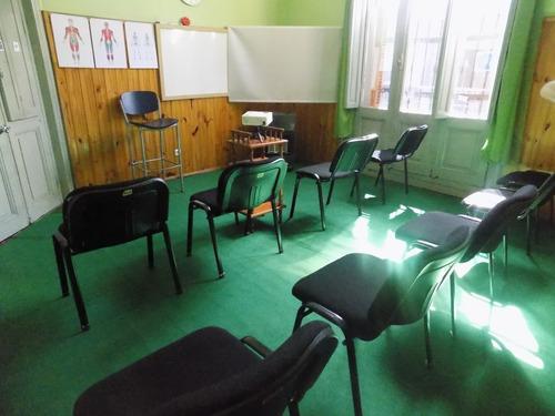 alquiler de consultorios equipados y espacio para cursos