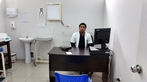 alquiler de consultorios médicos - centro medico medicis