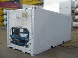 alquiler  de contenedores refrigerados y gensets