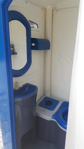 alquiler de contenedores y baños portátiles