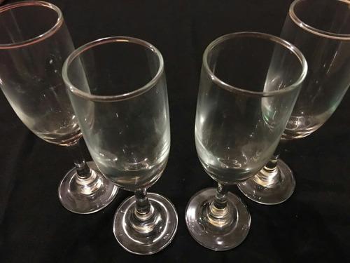 alquiler de copas para brindis /vasos/copas y camareras