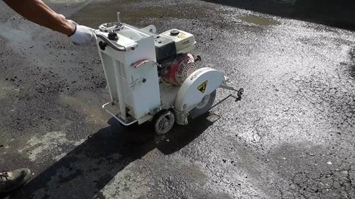 alquiler de cortadora de concreto y asfalto equipos fb