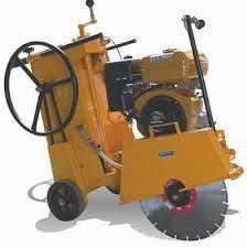 alquiler de cortadora de concreto y/o asfalto disco 18