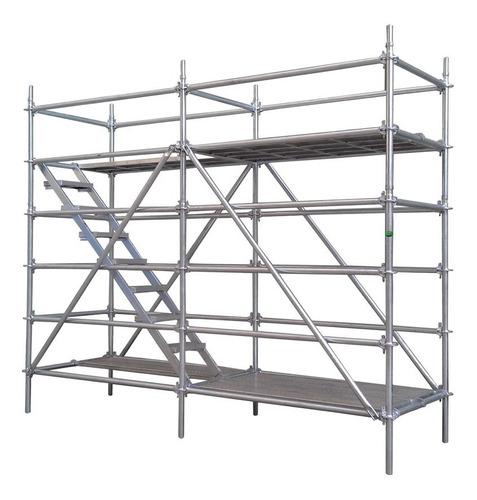 alquiler de cuerpos de andamios para construcción