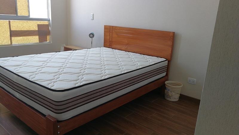 alquiler de departamento 75.m2 ./ 3 dormitorios - chorrillos