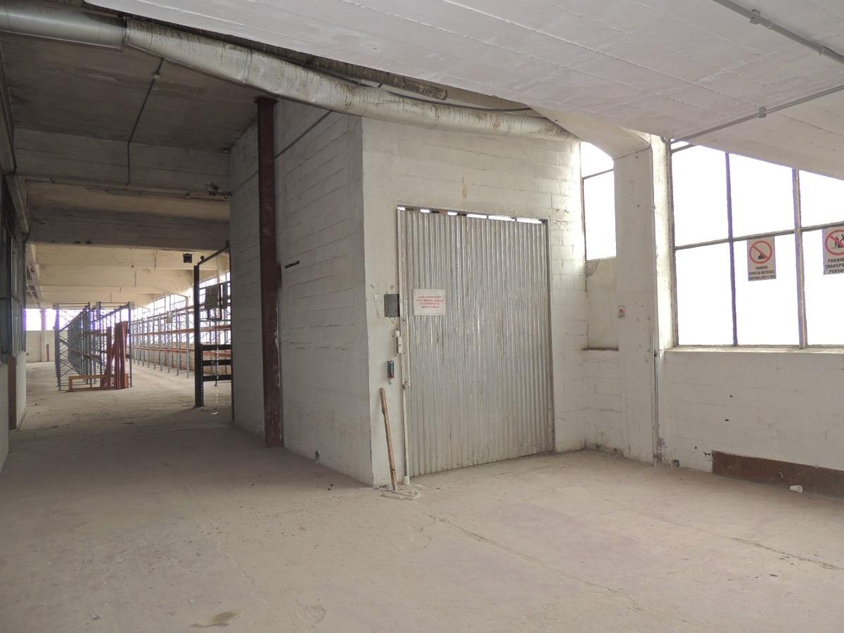 alquiler de depósito de sólida construcción.