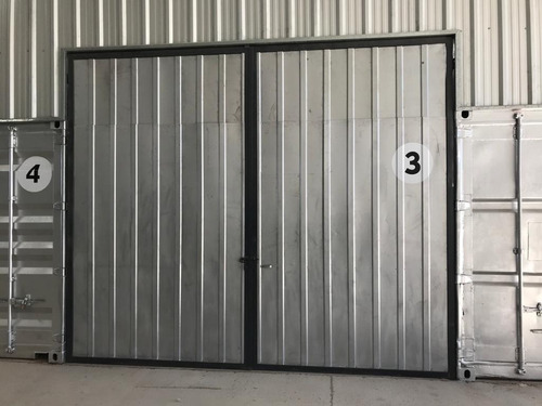 alquiler de depositos de 30 y 50 m2