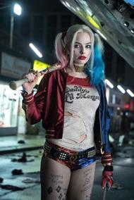c618ff0bd Alquiler De Disfraz De Harley Quinn - Version Suicide Squad