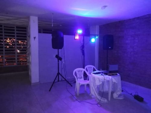 alquiler de dj sonido luces y animacion para tus eventos